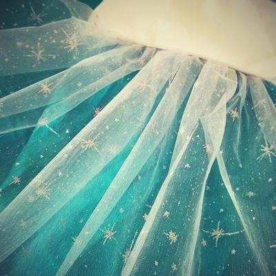 Robe de reine d guisement de robe de reine gasparine - Robe reine des glaces ...