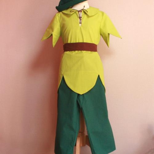 Robin des bois patron de d guisement de robin des bois ou - Deguisement enfant robin des bois ...